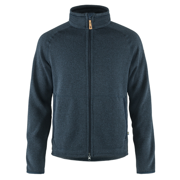 Ovik Fleece Zip Sweater M