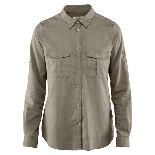 Ovik Travel Shirt LS W